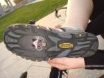 Keen sandal sole