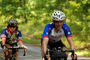 Judith Longley and Kelly