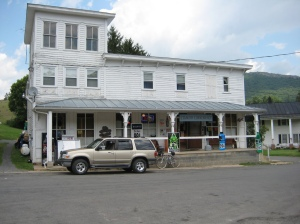 Country Convenience store in Blue Grass