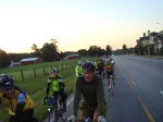 Riding with the NC Randonneurs