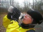 Jan's Water Bottle Froze Solid