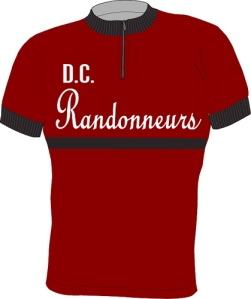 New DC Randonneurs Wool Jersey