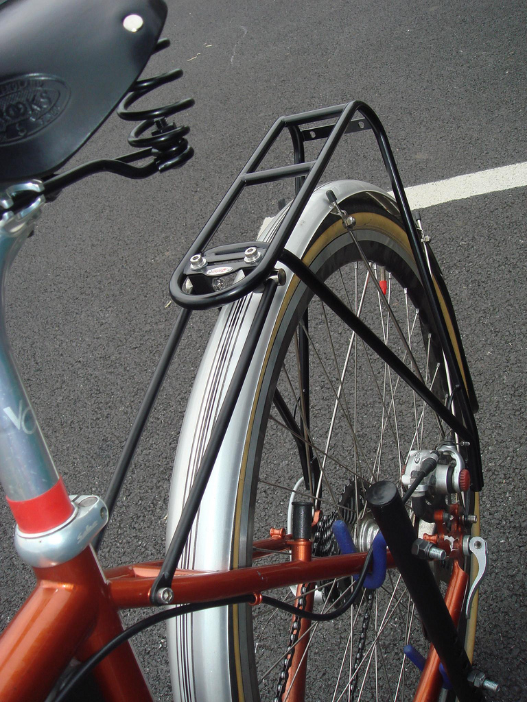 Tubus Disco Disk Compatible Rear Rack