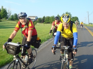 Bill, David, and Roger. DCR 400K
