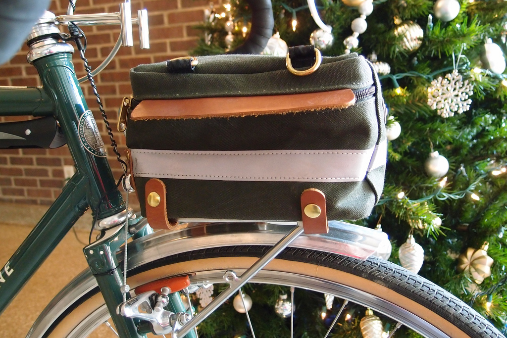 Third Day Of Randonneurmas Fancy Bicycle Bags The Daily