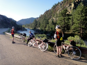 Sunny Day 4 Morning in Poudre Canyon