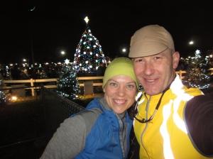 MG, Me & my Walz Yehuda Moon cap. Happy holidays!