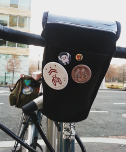 Ruthworks brevet bag