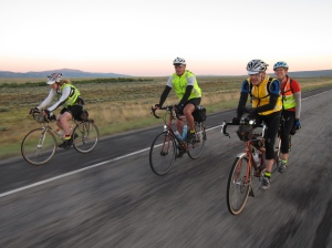 From Wyoming to Colorado on the High Country 1200K. (c) Bill Beck.