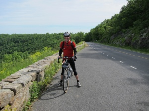 Me on Skyline Drive (c. MG)