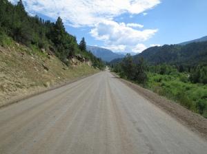 Kebler Pass Awaits.