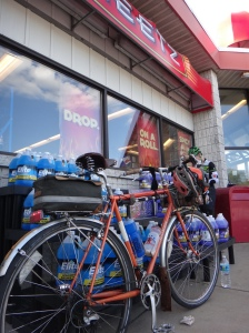 No brevet is complete in Pennsylvania without a Sheetz stop.