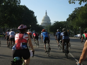 Going Past the Capitol