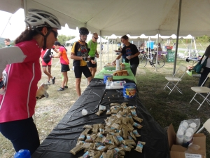 Lots of Food at the Rest Stops