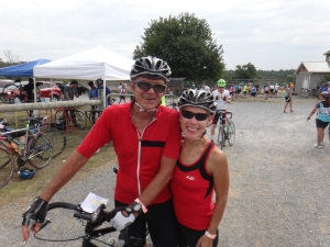 Gordon and Kay – Another Tandem Team