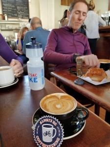 Volo Coffeehouse, an annual coffeeneuring tradition