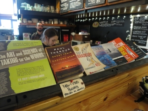 Books for Sale at Gravel & Grind